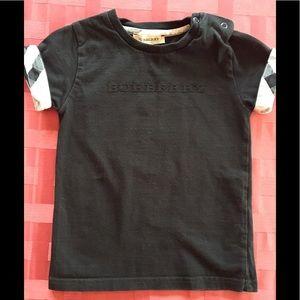 Other - Burberry shirt sleeve t-shirt